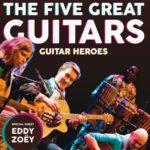 logo Five Great Guitars