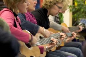 Gitaar in de Klas @ Groningen Guitar College
